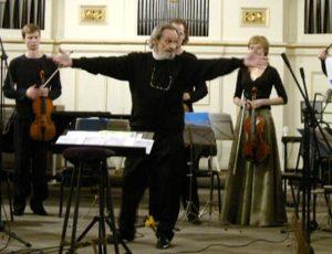И.Жуков и оркестр